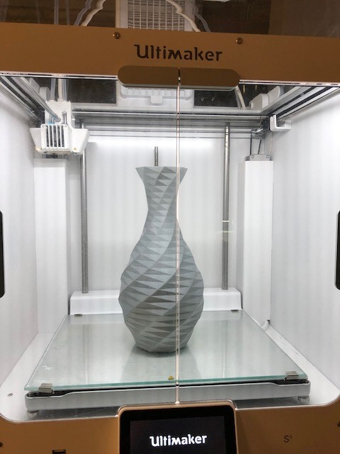 3D Printer, Atlas Precision Plastics, Asheville, NC